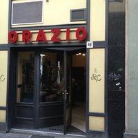 Photo taken at Orazio by Borri Gaspardin L. on 6/26/2013