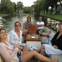 Photo taken at Op De Boot Door De Stad by Hein L. on 7/7/2013