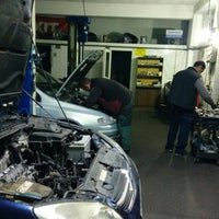 Photo taken at Auto Servis Matic auto by Artem P. on 12/5/2014