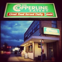 Photo taken at Copperline Eatery by Copperline Eatery on 1/18/2016