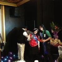 Photo taken at Red Box Karaoke by Sam K. on 12/24/2012