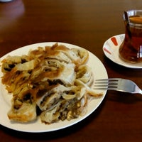 Photo taken at Sarıyer Börekçisi by Ümit G. on 2/10/2016