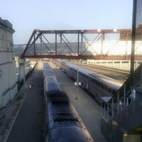 Photo taken at Amtrak Kansas City by Michael M. on 8/11/2014