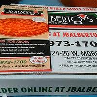 Photo taken at J.B. Alberto's Pizza by Michael M. on 10/22/2017