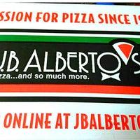 Photo taken at J.B. Alberto's Pizza by Michael M. on 10/8/2017