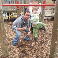 Photo taken at Candler Park Playground by Brian K. on 2/1/2014