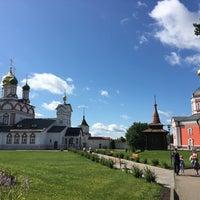 Photo taken at Троице-Сергиев Варницкий монастырь by Mikhail S. on 8/5/2017