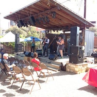Photo taken at Threadgill's by Jerry S. on 3/16/2013