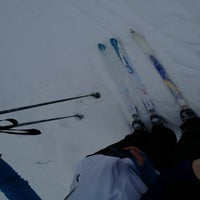 Photo taken at Iola Winter Sports Club by Nathan D. on 12/30/2012