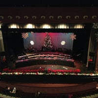 Photo taken at McComb/Bruchs Performing Arts Center by Nathan D. on 12/9/2012