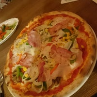 Photo taken at Sondrio Pizzeria by Eelke-H. H. on 8/14/2016
