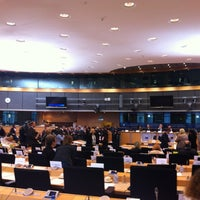 Foto diambil di European Parliament Meeting Room JAN 2Q2 oleh Anna A. pada 11/13/2012