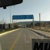 Photo taken at Muğla Ortaca Yolu by Sinan U. on 2/29/2016