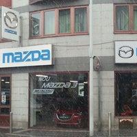 Photo taken at concesionario mazda by alejandro l. on 1/18/2014