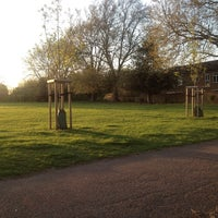 Photo taken at Vinery Road Park Play Area by Kübra S. on 4/14/2014