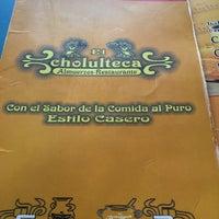 Photo taken at La Cholulteca by Juan Carlos R. on 8/7/2016