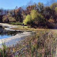 Photo taken at Lake Conestee Nature Park by Andre L. on 11/3/2013