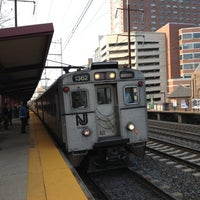 Photo taken at NJT - New Brunswick Station (NEC) by Andre L. on 12/15/2012