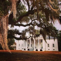 Photo taken at Hampton Plantation by Andre L. on 12/29/2013