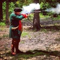 Photo taken at Kings Mountain National Military Park by Andre L. on 7/21/2013