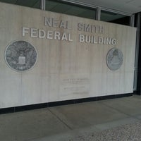 Photo taken at Neal Smith Federal Building by Samuel A. on 7/18/2014