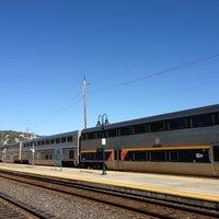 Photo taken at Martinez Station (MTZ) by Shawn S. on 7/13/2013