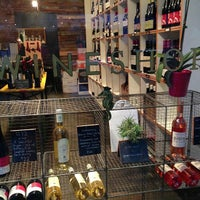 Photo taken at Wineshop by Patricia T. on 6/20/2013