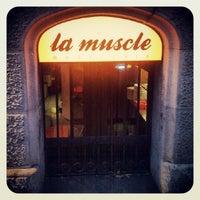 Foto tomada en La Muscleria por Carlos O. el 10/18/2012