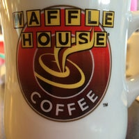 Photo taken at Waffle House by Allison B. on 6/3/2015