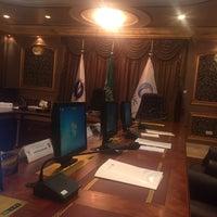 Photo taken at المؤسسة العامة لتحلية المياه المالحة SWCC by Hosam A. on 8/22/2016