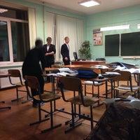 Photo taken at Школа-интернат № 49 «Школа здоровья» by Luba V. on 2/29/2016