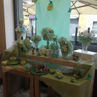 Photo taken at Pasticceria Benvenuti by Giulia G. on 3/8/2013