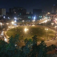Photo taken at Tahrir Square by Ahmed &. on 10/7/2012
