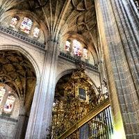 Photo taken at Catedral de Segovia by Ricardo M. on 1/19/2013