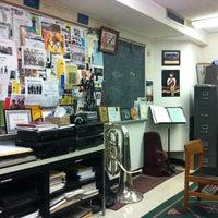 Photo taken at Tuba-Euphonium Studio by Matthew M. on 3/3/2013