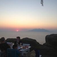 Photo taken at Imroz Poseidon by Nimet on 7/24/2013