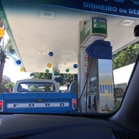 Photo taken at Posto Cascol (BR) by Evanice P. on 7/17/2017
