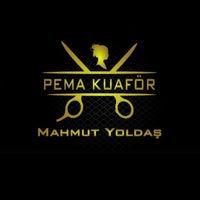 Photo taken at pema kuaför by Mahmut Y. on 2/1/2016