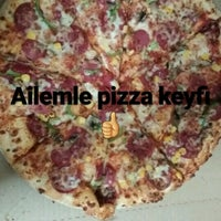 Photo taken at Domino's Pizza by EBRU . on 11/10/2016