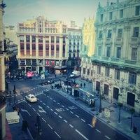 Foto tomada en Hotel Quatro Puerta del Sol por Christian el 10/12/2013