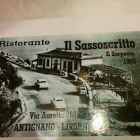 Photo taken at Il Sassoscritto by Erik C. on 8/21/2016