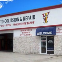 Photo taken at Vic Auto Collision & Repair by Vic Auto Collision & Repair on 1/22/2016