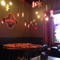 Photo taken at Pizza Mecha by Fernando D. on 12/27/2014