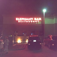 Photo taken at Elephant Bar Restaurant by TrueB3auty on 12/6/2012