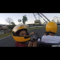 Photo taken at Kart Track by Dhes L. on 3/14/2016