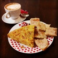 Photo taken at Tascafe by Dovi D. on 11/16/2013