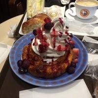 Photo taken at St. Marc Café by bakumon on 3/2/2014