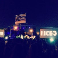 Photo taken at Avenida General Paz by Lucas C. on 12/6/2014