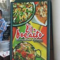 Photo taken at El Bocaito by Elias R. on 1/23/2016