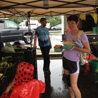 Photo taken at West End Farmers Market by J. B. on 6/23/2013